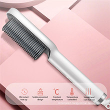Best Hot Comb Electric Hair Straightener Brush