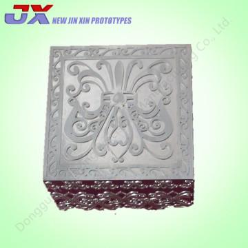 Modificado para requisitos particulares piezas y precisión aluminio fresado/láser grabado mecanizado