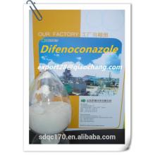 Fungicida Difenoconazole Eficiente 95% TC 250g / lEC 10% WDG CAS: 119446-68-3