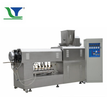 Одношнековый экструдер 2D машина для производства гранул