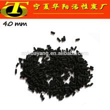 Charbon actif à base de charbon de granule de 4MM pour la purification d'air