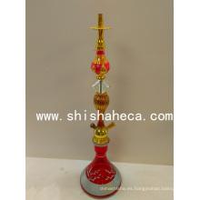 Estilo Mckinley Nargile fumar tubo de alta calidad Shisha Cachimba
