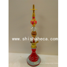 Mckinley style narguilé de qualité supérieure pipe shisha narguilé
