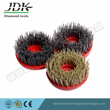 Diamond Abrasive Brush for Stone Surface Processing Tools