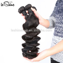 Free Shipping Free Sample Weaves Bundles Peruvian and Brazilian Human Hair
