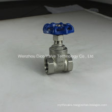 NPT Light Type Gate Valve with Ts/Ce/ISO9001