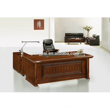 special price model new designs office table with side table