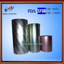 Feuille d'aluminium de boursouflure de Ptp pour l'emballage pharmaceutique