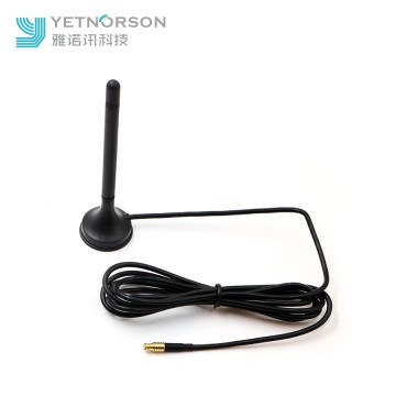 External 9dBi GSM 3G 4G LTE Indoor Outdoor Antenna With Magnetic Mount