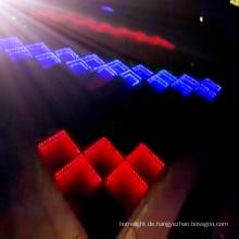Interaktive LED Tanzboden Bühne Bodenlicht