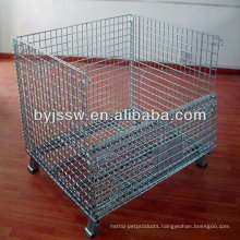 used secure storage metal cage