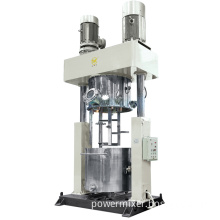 Hot Sale Dlh-600 Sealants Mixing Equipment Double Disperser Planetary Mixer