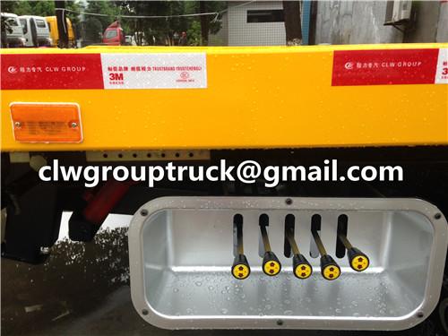 Flatbed Wrecker Truck_4