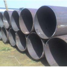 Q235B Mild steel pipes welding seam
