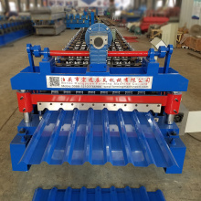 IBR Roof Tile Wall Panel Roll Forming Machine