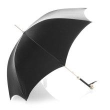 Manueller Open Black Striaght Regenschirm (BD-52)