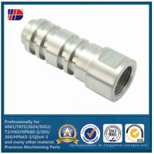 Aluminium CNC Router Teile für mechanische Ausrüstung