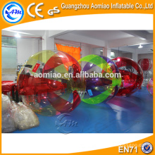 Good quality half color water roller ball polymer water ball with cheap price