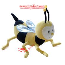 Plush Animal Angel Bee Toy