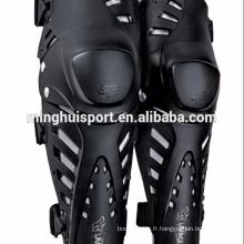 Nouveau 2015 Racing Hommes Guys Pro genou / protège-tibias MX Motocross noir genou garde
