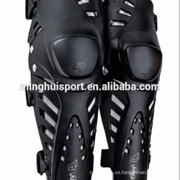 Nuevo 2015 Racing Mens Guys Pro Knee / Shin Guards MX Motocross Black Knee Guard