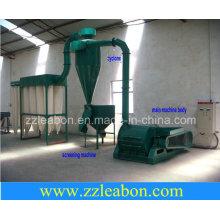 Máquina de moinho de pó de madeira de proteção ambiental
