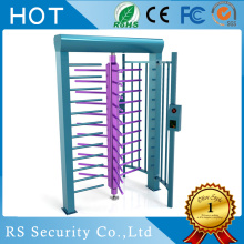TCP / IP Housing Subway Turnstile Full Height Turnstile