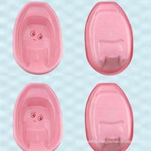 High quality injection Baby bathtub plastic mould made in China/OEM Custom injection Baby bathtub plastic mold making