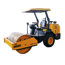 3.5 ton road roller vibrate road rolling machine