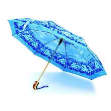 Drucken Squre Case Auto öffnen und schließen Regenschirme (YS-3FD22083001R)