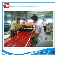 China Hot Sale Steel Structure Roofing Sheet com revestimento térmico-protetor