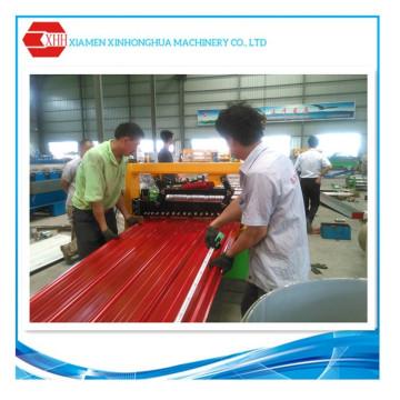 Chine Hot Sale Steel Structure Toiture Sheet avec revêtement thermique-protecteur