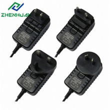 Adaptador de corriente internacional de enchufe múltiple 36W 36V 1A