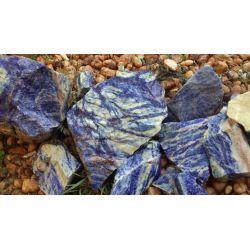 Blue sodalite small block