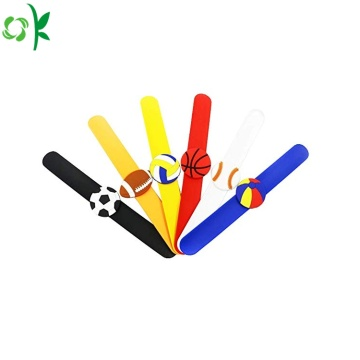 Nieuwste Ball Silicone Slap Armband voor Game