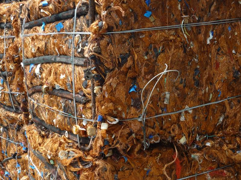 recycle copper wire