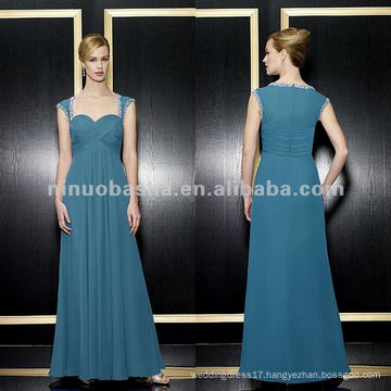 NY-1967 chiffon a-line with sweetheart mother dress