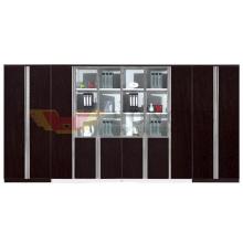 Black Oak Grain Finishing Combined Two Doors File Cabinet (HY-W012, W013, W023)