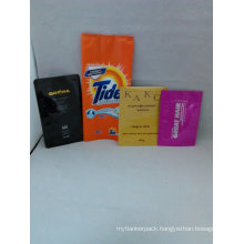 Taizi Brand Laminated material Washing powder packaging bags with nice printing
