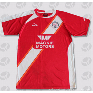 Sublimación de moda infantil Soccer Jersey (CN001)