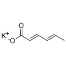 Sorbate de potassium CAS 590-00-1