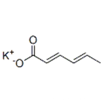 Potassium sorbate CAS 590-00-1