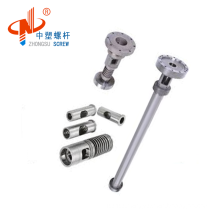 screw barrel used on plastic extruders with best price manufacturer from China