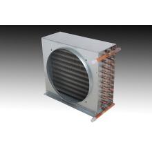 Intercambiador de calor de cobre y aluminio