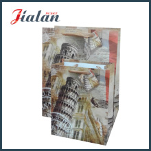 Wholesales Classical Design Customize Logo Printed Cheap Paper Gift Bag