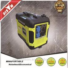 BISON China Taizhou 2000w Générateur Inverter à essence sans bruit BS2000I