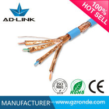 High quality CU conductor cat 7a lan cable