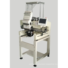 Single Head Multi Function Cap And T-shirt Embroidery Machine New Desgin
