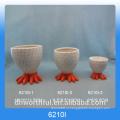 Оптовый керамический держатель чашки для яиц на Пасху