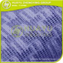 Geprägtes Muster Fine Mesh Faric für Stuhl Abdeckung YT-KFP897-22E